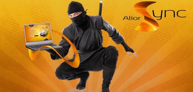 Alior Sync ninja