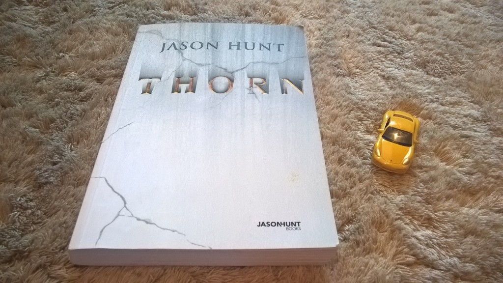 Jason Hunt Thorn okładka