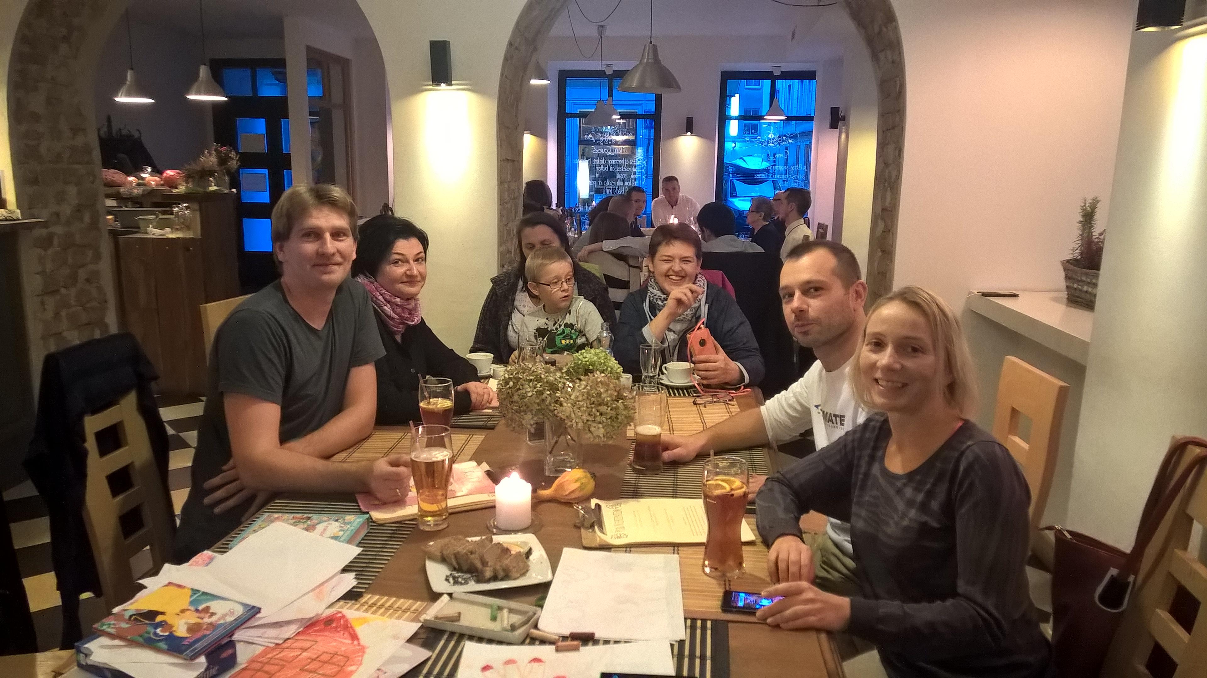 Wordament zlot 2015 Poznań